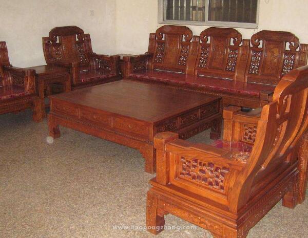 天津红木家具厂