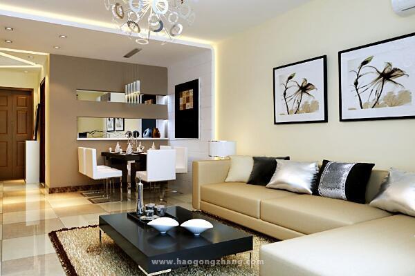 天津河东区现代简约装修资讯:浅谈现代简约之美的家装