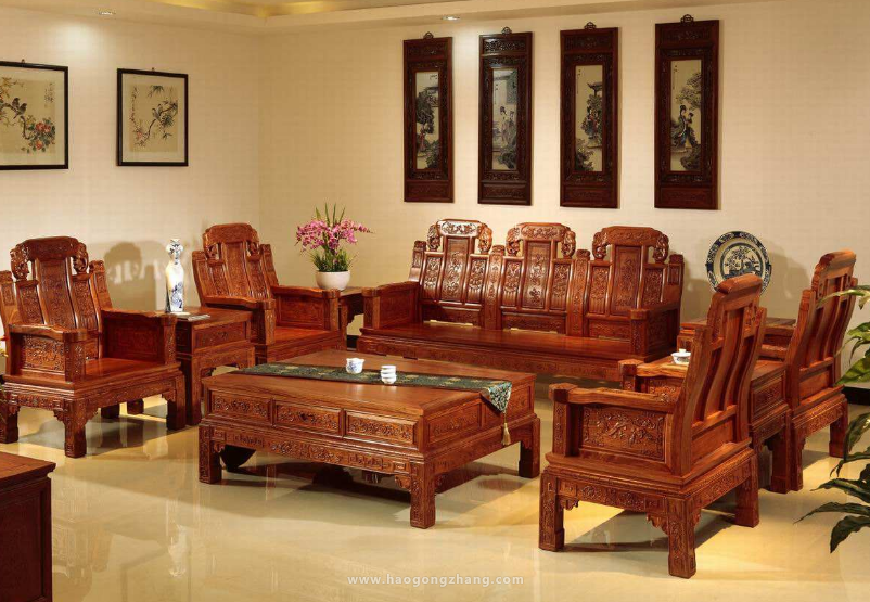 紅木家具十大品牌