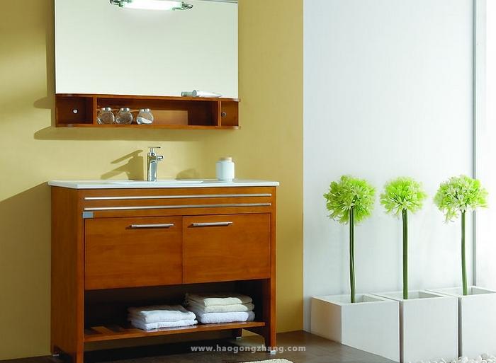 浴室柜安装高度