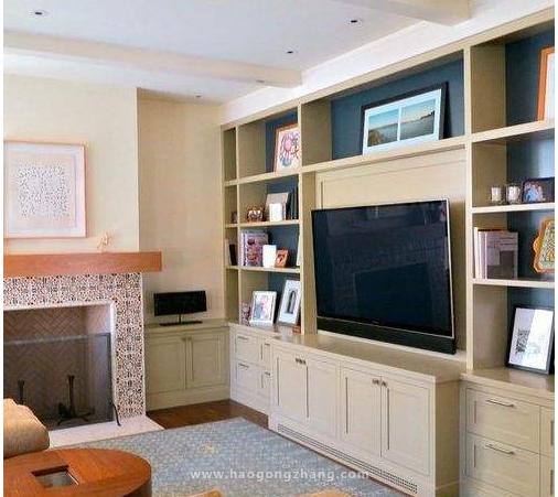 电视组合柜客厅