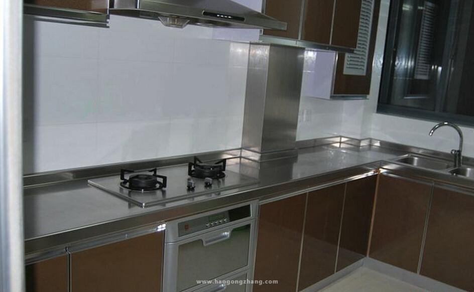 厨房台面不锈钢好吗