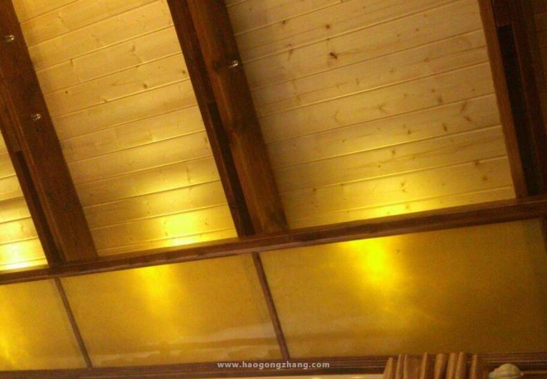 桑拿板吊顶
