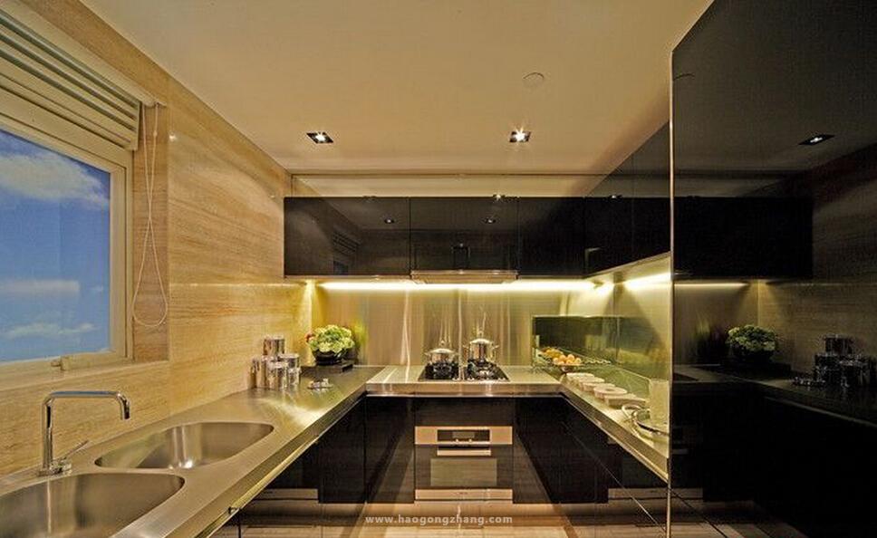 不锈钢厨房台面好吗