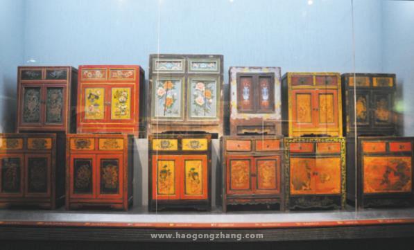 走进乌海家居博物馆 近900件藏品讲述蒙古族家居史