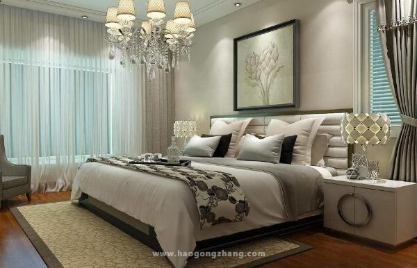 运城卧室装修