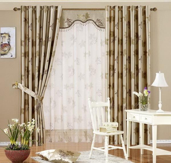 窗帘布艺品牌排行