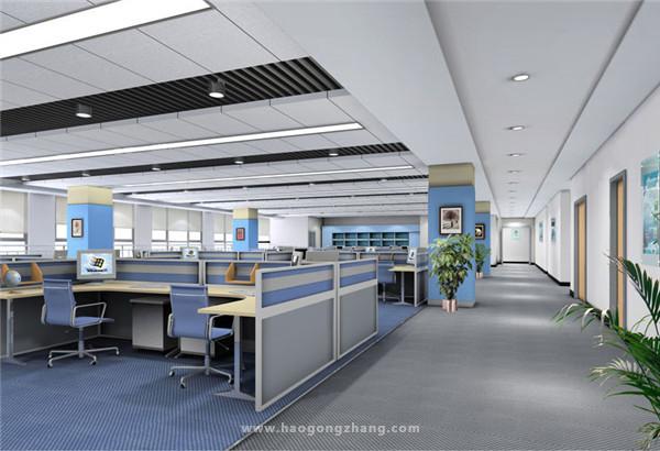 遵义办公室装修设计