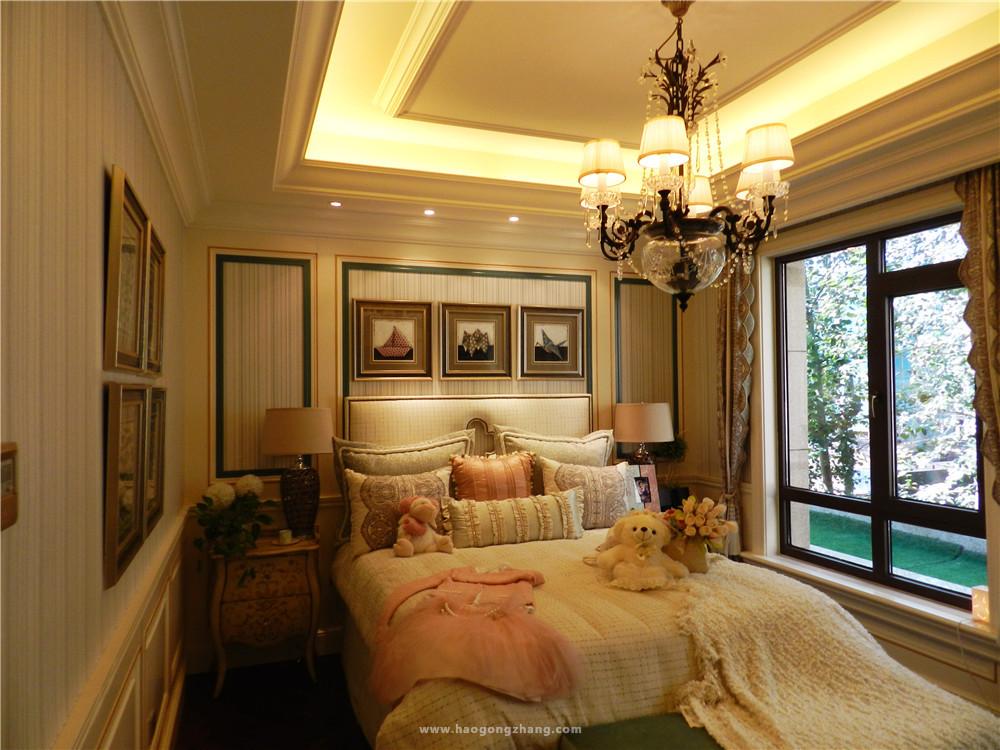 漳州卧室装潢