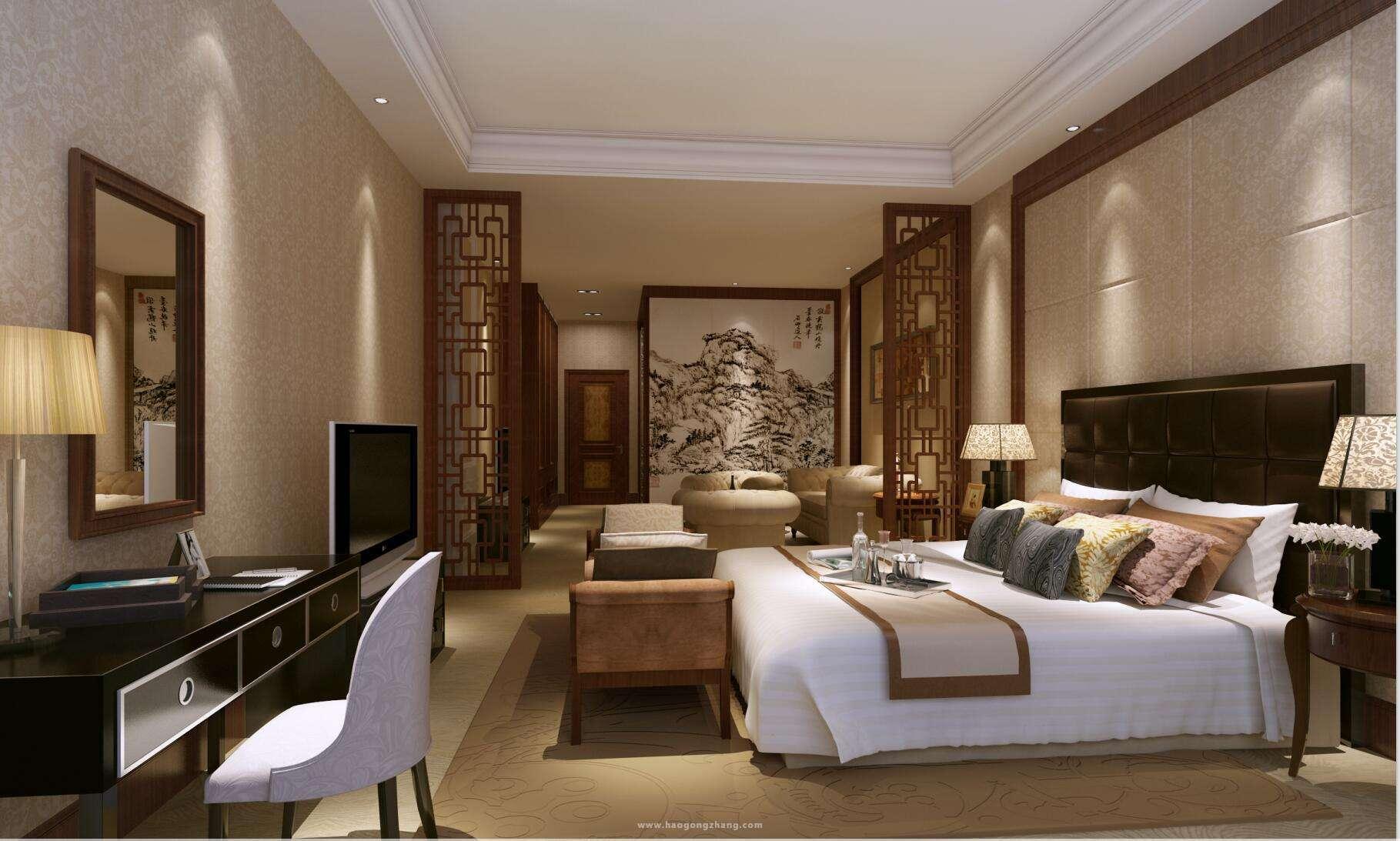 哈尔滨酒店装修