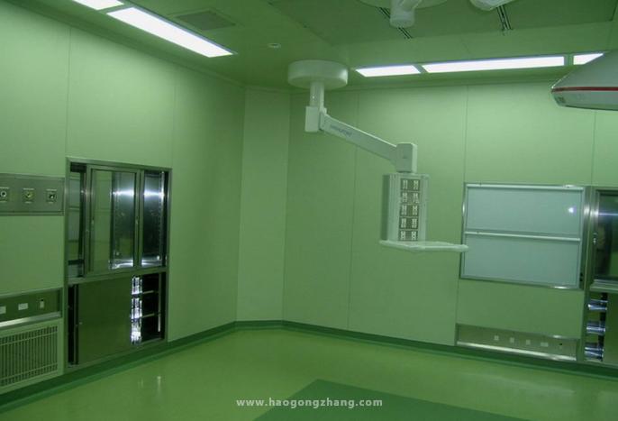 温州医院装修