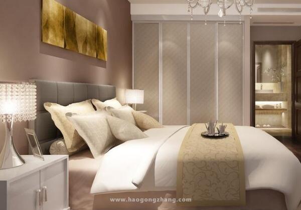 昆明卧室装潢