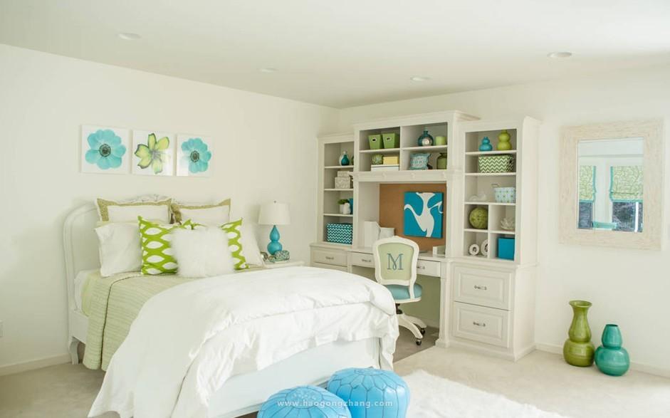 烟台儿童卧室装修