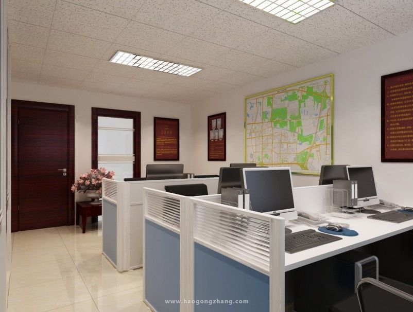 郑州办公室装修