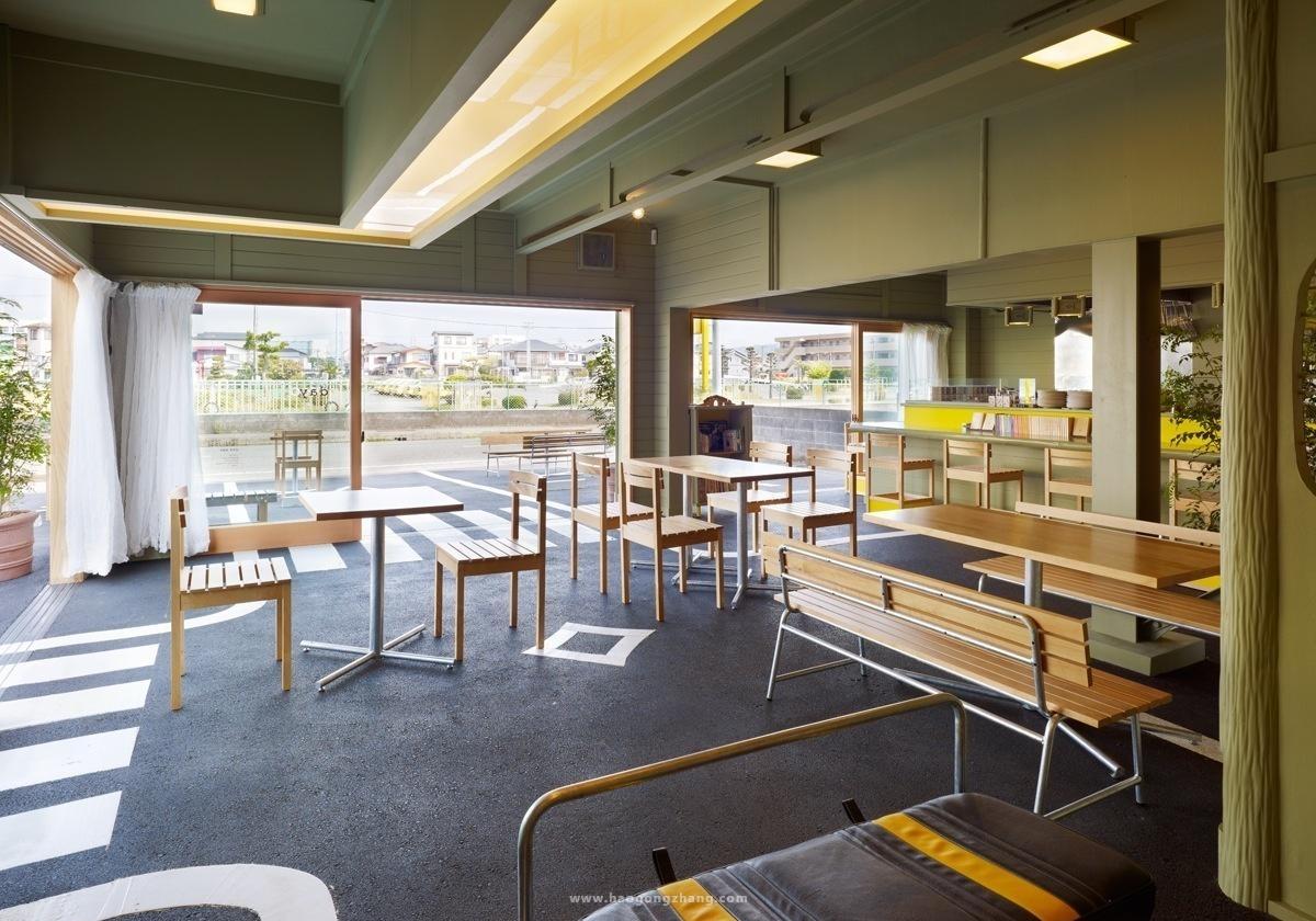 綿陽咖啡廳裝修