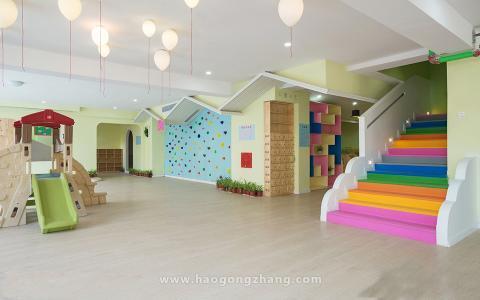 郑州幼儿园装修