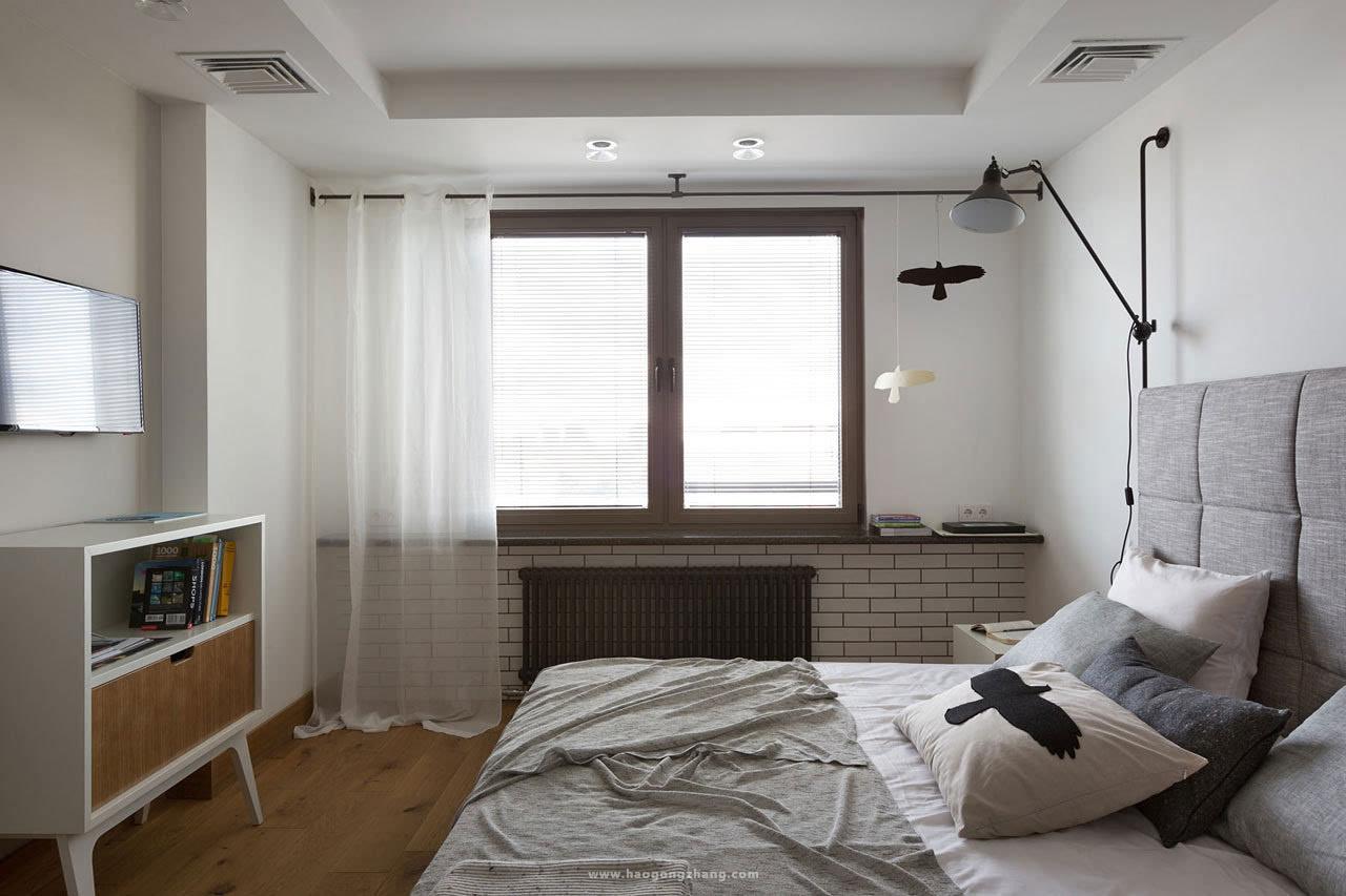 昆明单身公寓装修