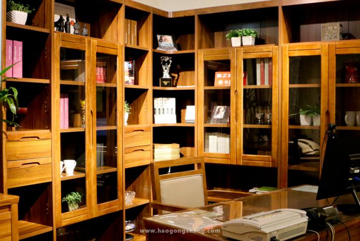 广州二手实木书柜