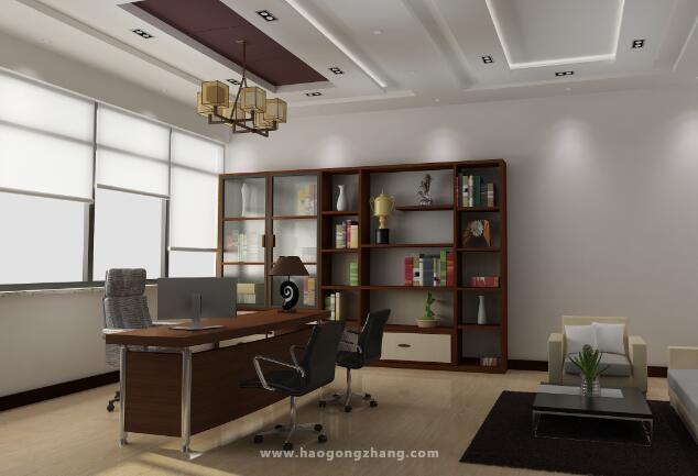 广州办公室装饰