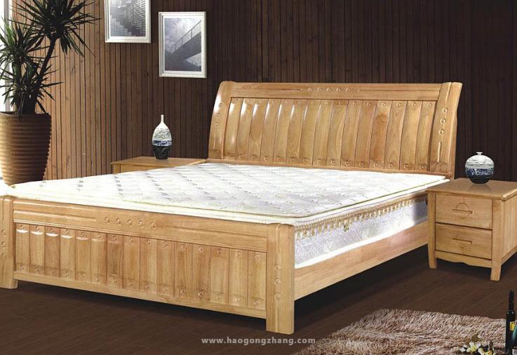石家庄实木床