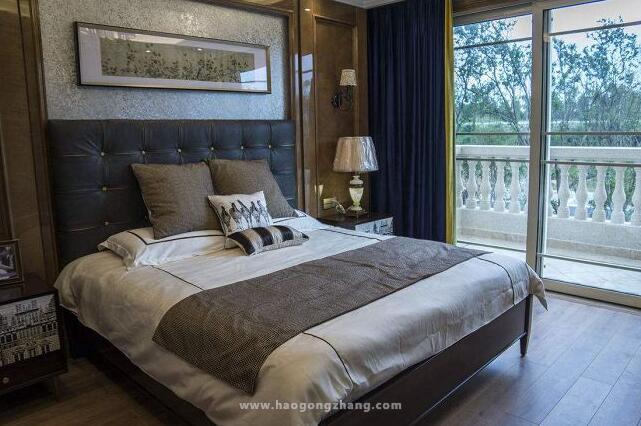 哈尔滨卧室装修