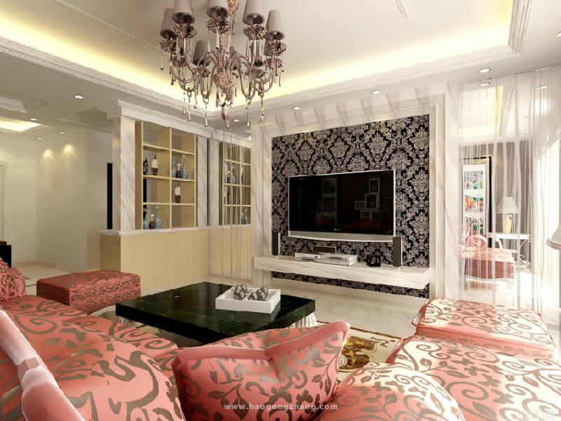 哈尔滨装饰房间