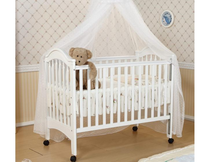Goodbaby嬰兒床安裝說明