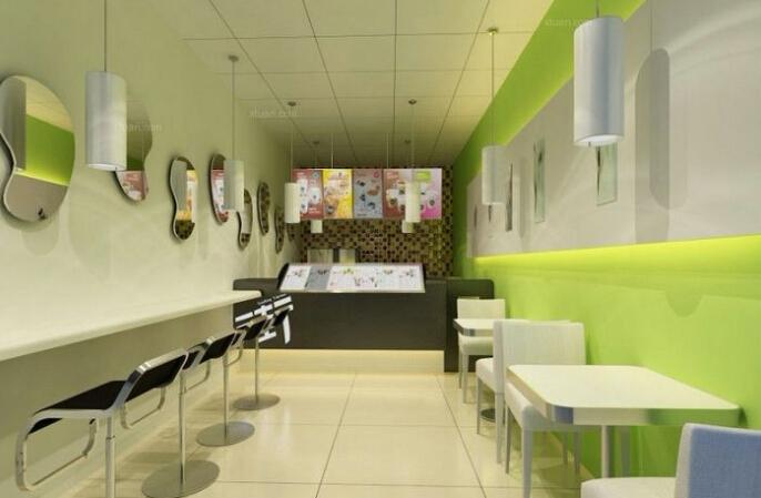 【奶茶店吧台设计】奶茶店的吧台怎么设计
