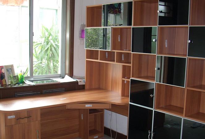 书柜样式有哪些图片