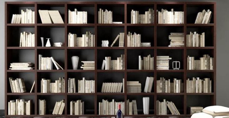 书柜的款式介绍图片