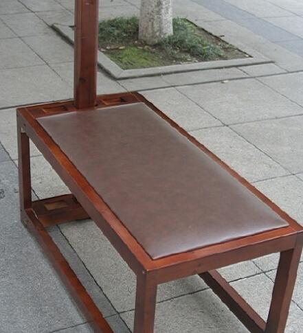 拉筋凳凳脚不平的调整方法