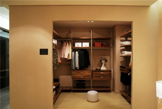 【步入式衣柜】步入式衣柜的特点图片