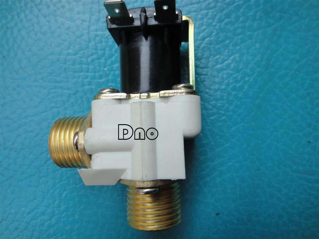 热水器电磁阀工作原理图片