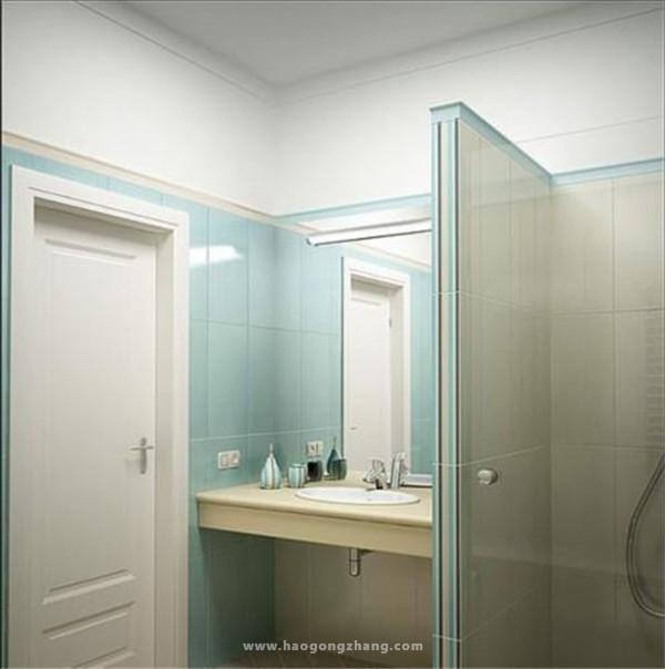 正方形卫生间如何布局 怎么设计好
