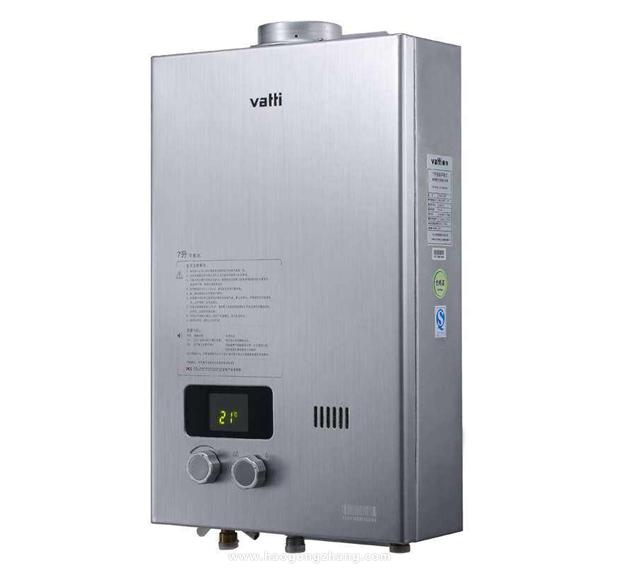 华帝热水器质量怎样图片
