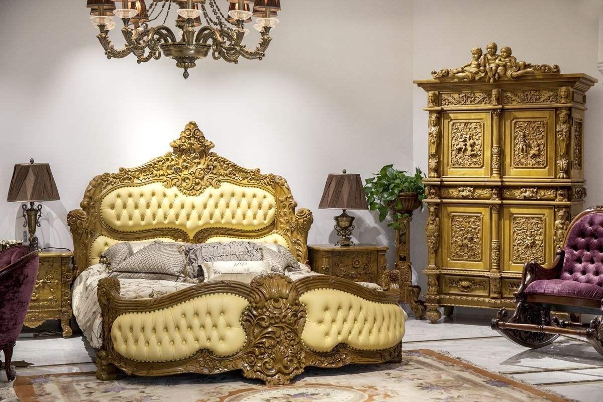 欧式家具特点