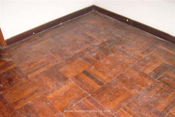 木地板翻新