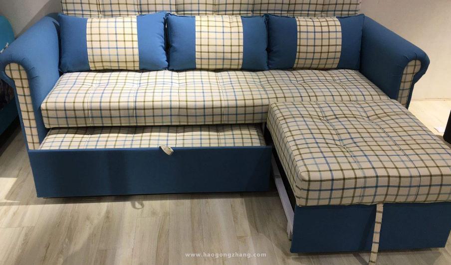 双人沙发床