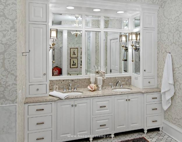 整体浴室柜