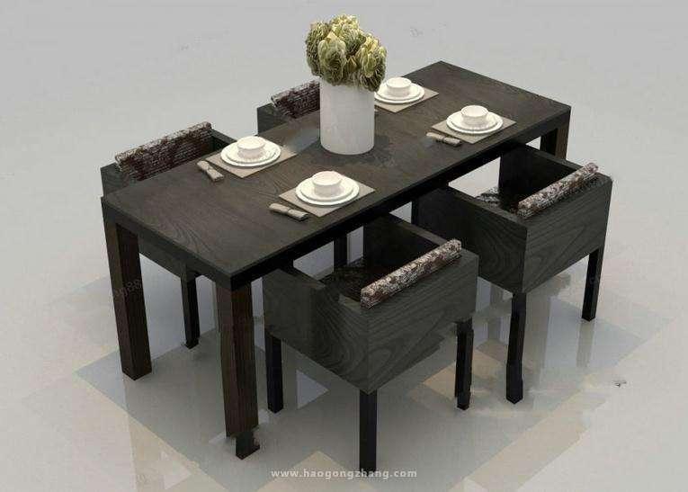四人餐桌尺寸