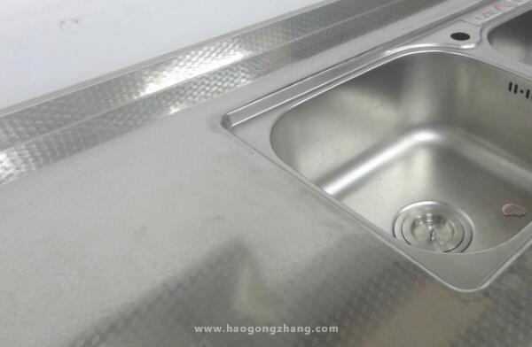 不锈钢橱柜台面价格