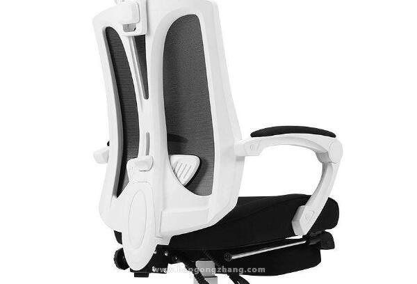 黑白调电脑椅