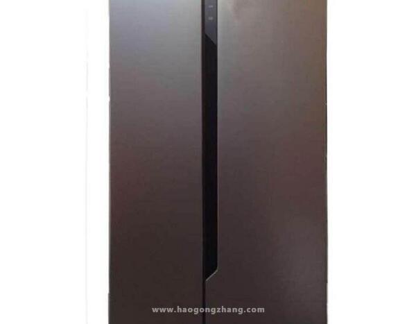 双门冰箱尺寸