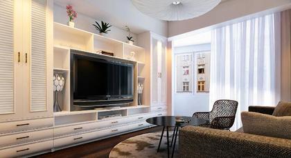 欧式电视柜尺寸是多少 欧式电视柜价格