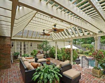 露台花园如何设计