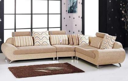 布沙发拆不掉怎么清洗