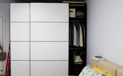 一般推拉门衣柜尺寸是多少