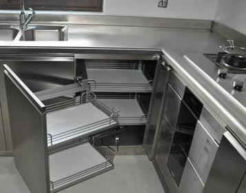 不锈钢橱柜台面好吗 不锈钢橱柜台面怎么样