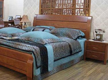 实木橡木床价格是多少 实木橡木床价格介绍