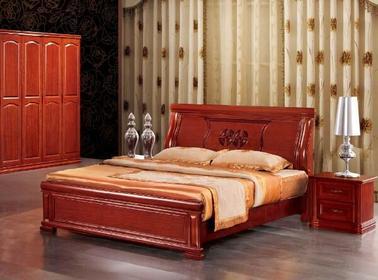 实木床多少钱 实木床一般多少钱
